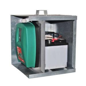Κουτί προστασίας ηλεκτρικής συσκευής και μπαταρίας