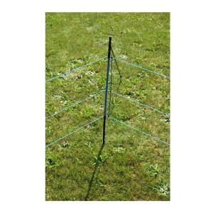 Πάσσαλος ηλεκτρικής περίφραξης 90 cm
