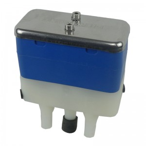 STRANGKO-BOUMATIC ηλεκτρονικός 2 εξόδων με κεντρικό τροφοδοτικό