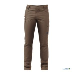 Comfort Light Tortora παντελόνι εργασίας slim fit