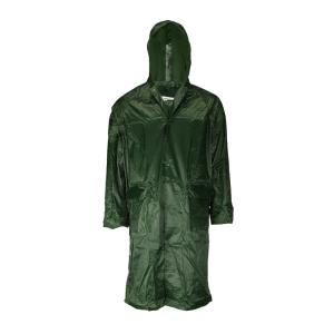Αδιάβροχη καπαρντίνα,πράσινη