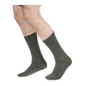 Αθλητική,χακί, κάλτσα 3άδα