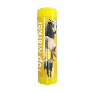 Κραγιόν σήμανσης ζώων - Κίτρινο